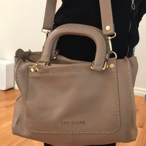 Ted Baker Leather Handbag with Handles